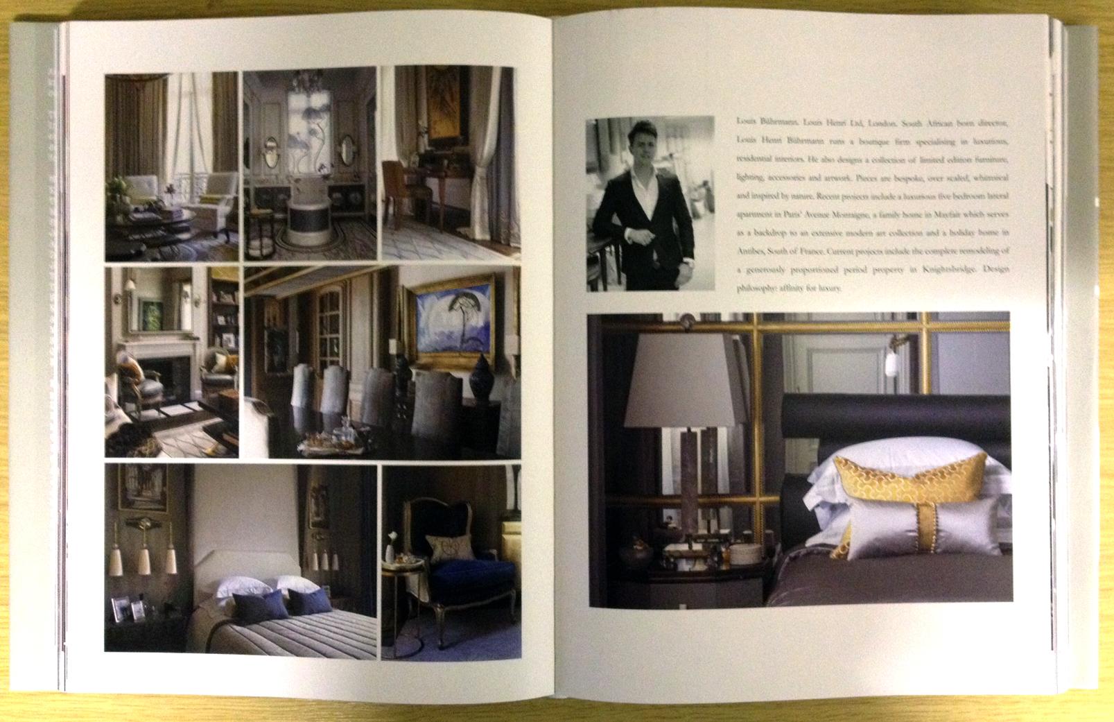 Martins Interior Design Review Louisbookcover Louisbookinside